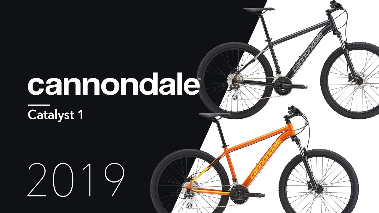 0d248f427b4 Cannondale Catalyst 1 - YouTube