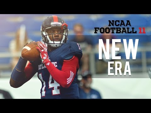New Era! - FAU NCAA Football 11 PS2 Dynasty Mode Ep 1