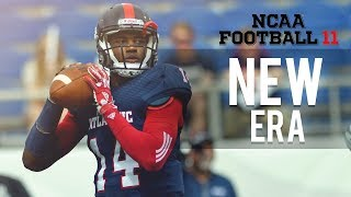 New Era! - FAU NCAA Football 11 PS2 Dynasty Mode Ep 1
