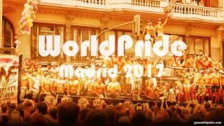 goMadridPride.com - Madrid Gay Pride 2020 - Madrid Orgullo 2020 teaser