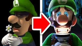 The Story of Luigi's Mansion's Devel๐pment (+ Dark Moon)