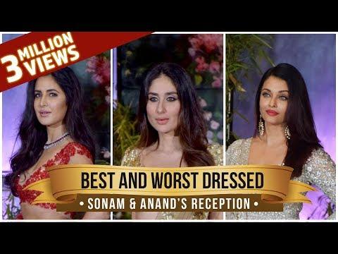 Kareena Kapoor, Aishwarya Rai, Katrina Kaif: Best and Worst Dressed from Sonam & Anand's reception