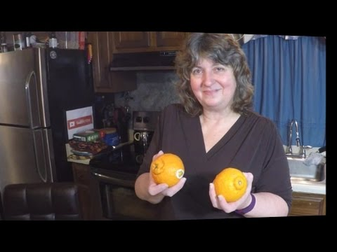 Sumo Mandarin Oranges - Highly Recommended Citrus