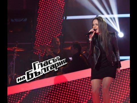 Симона Загорова | Horchat Hai Caliptus  - Гласът на България 4 – Кастинги (05.03.2017)