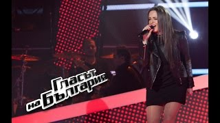 Simona Zagorova | Horchat Hai Caliptus - The Voice Of Bulgaria 4 - Blind Auditions (05.03.2017)