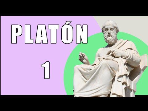 Vida de Platon 1parte