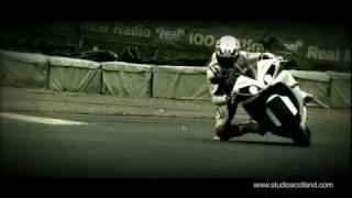 Nial MacKenzie -- Yamaha R1 -  422 Test for Studio Scotland