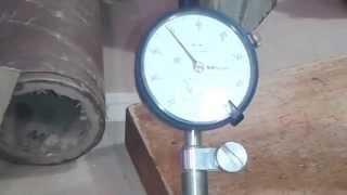 Medição peças Petróleo e Gás Com Subito