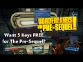 I Open 5 Keys in Borderlands 2 + FREE SHiFT CODES FOR THE PRE-SEQUEL FEBRUARY!