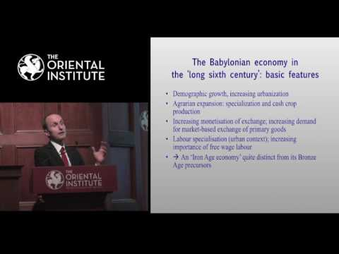 Michael Jursa   Economic Growth and Growing Inequality in Times of Empire