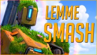 Lemme Smash The Last Smashtion (Overwatch)