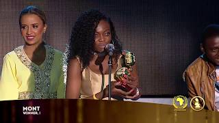 Montess (Cameroon) wins AFRIMA 2017 Best Female Artiste in Central Africa