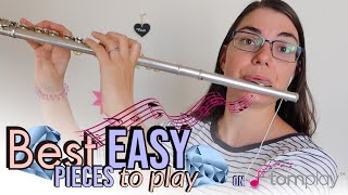 12 EASY hidden gems on Tomplay for the developing flutist