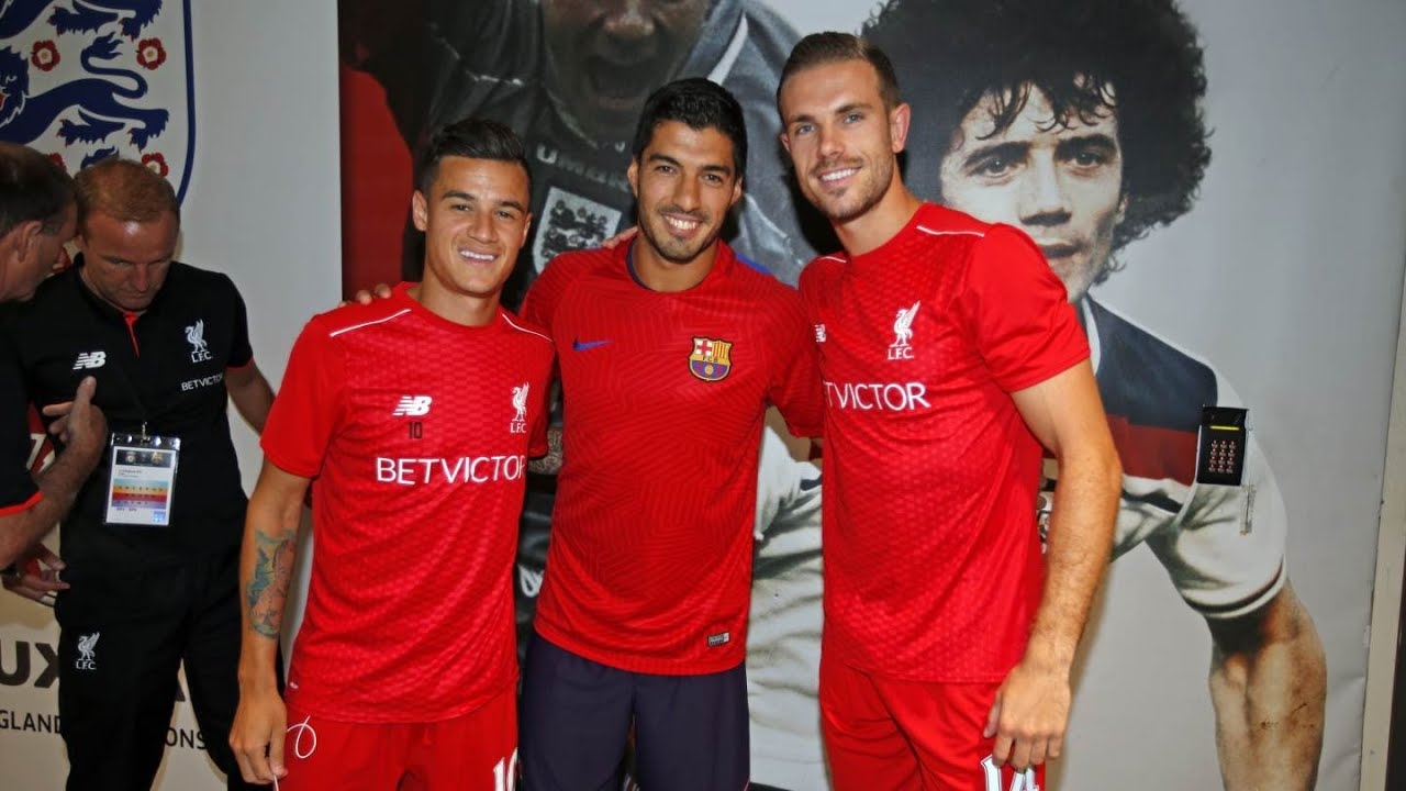 newest collection 68a9a 701c7 [INSIDE VIEW] Luis Suárez and Liverpool meet again