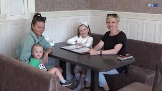 """Открытие нового кафе """"Аэлита"""" по улице Горбатова в Волковыске"""