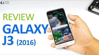Samsung Galaxy J3 (2016) Review - Not for Everyone