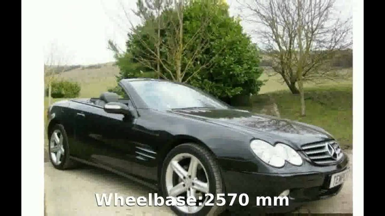 2005 mercedes benz sl 350 features and specification. Black Bedroom Furniture Sets. Home Design Ideas