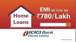 ICICI Bank 30 Year Tenure Home Loans