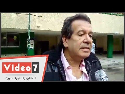 اليوم السابع : المنتج محمد مختار بعد الإدلاء بصوته بالزمالك: ننتظر تشريعات تمنع سرقة الأفلام
