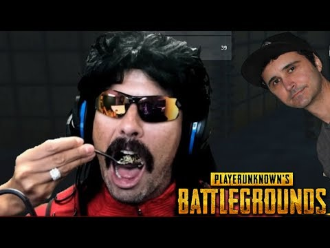 Doc's Wife Comes on Stream and Funny Moments on PUBG!