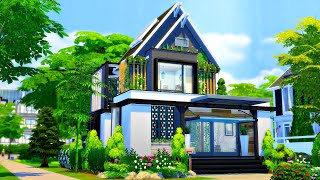 'Modern Dream' Family Home 💎 || The Sims 4 Speed Build (No CC)