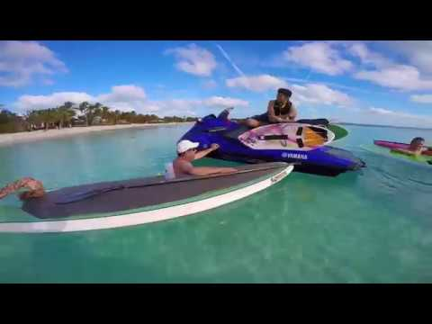 Cat Cay, Bahamas New Years Eve: 3rd Times the Charm GOPRO