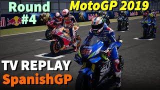 MotoGP SpanishGP 2019 | Championship #4 | TV REPLAY | PC GAME MOD 2019