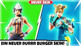 A NEW NATURAL DURRR BURGER SKIN 🔥 | SGT BRUTZEL 🍔 | Fortnite New Shop Today 16.09