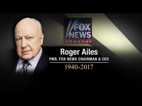Rupert Murdoch statement on Roger Ailes' passing