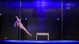 Paula Tomaszewska - Amateur - Pole Dance Show 2019