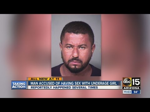 Mesa Police: Illegal immigrant in jail after having sex with underage girl
