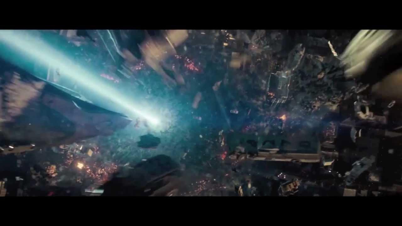 Man of Steel fan trailer Planet Krypton. - YouTube