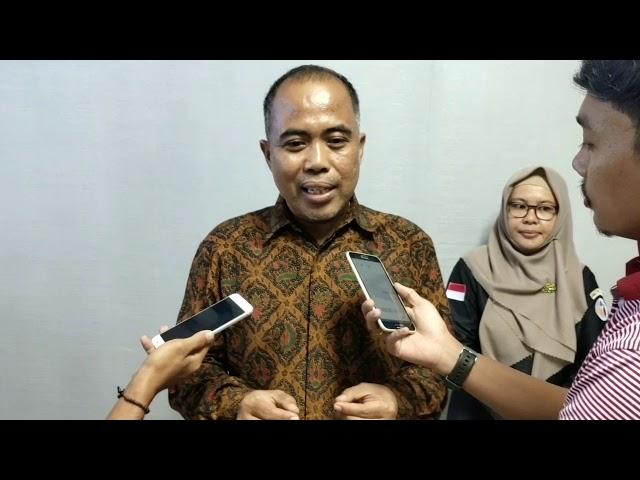 Wawancara Ketua Bawaslu Sulbar Sulfan Sulo