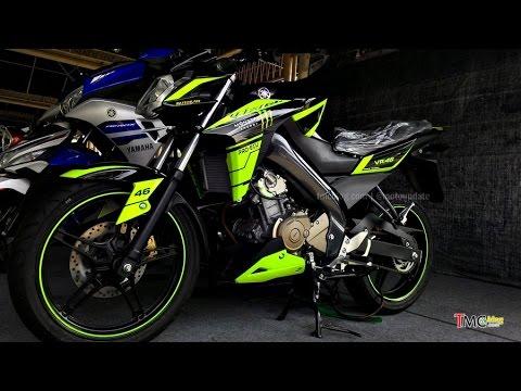 Yamaha Vixion VR46 Cargloss