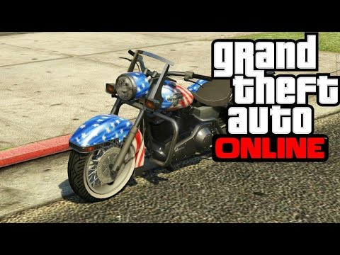 GTA V Online - Western Sovereign ( GTA 5 NEXT GEN Gameplay ) No Talking