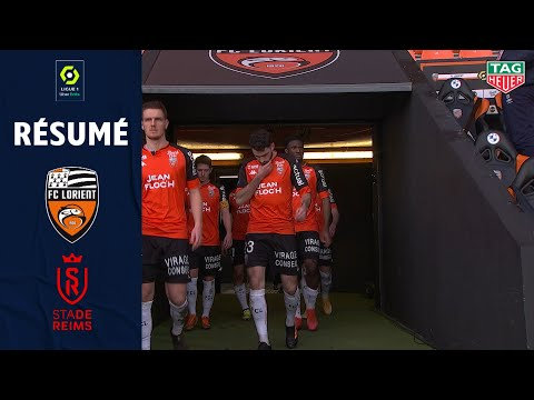 Lorient Reims Goals And Highlights