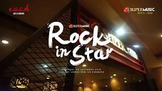 Super Music (Rock in Star) - Gugun Blues Shelter & Karawang Blues Society