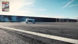 Bilsport 10/2015: Jocke Stigenbergs Escort Cosworth (904 hk)