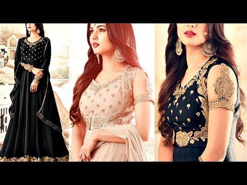 Latest Fashion Trends 2017 - Special Pakistani Style Dresses - Salwar Kameez Collection - 2018