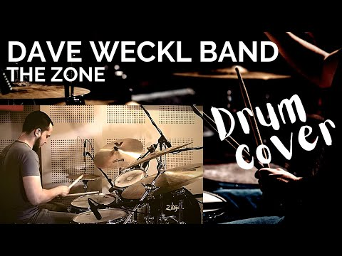 Dave Weckl Band - THE ZONE - performed by Harald Huyssen