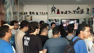 Campeonato INJUSTICE 2 - JR GAMES