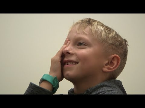 Pediatric Epilepsy: Brently's Story - Boys Town National Research Hospital