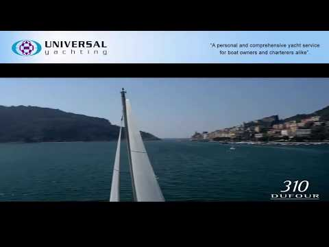 The Dufour 310 GL - Universal Yachting, UK Yacht Sales Agents.