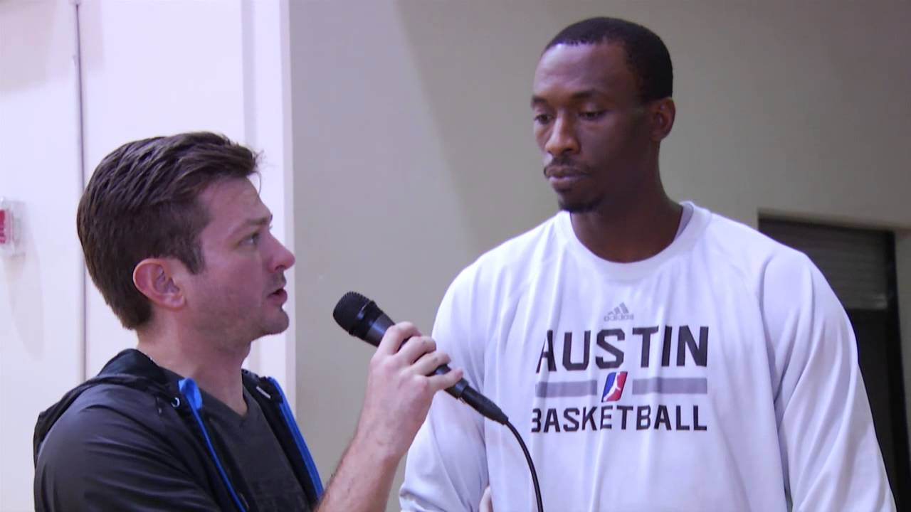 Coach Josh Howard Catch up with the new Austin Toro