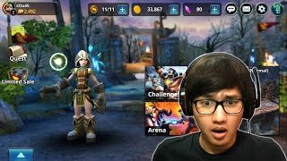 Grafik 3D'nya Beda | ChronoBlade - Indonesia | Android Action-RPG #1
