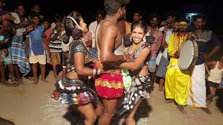 New village karakattam video hd part 2/all in all
