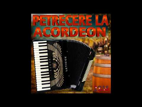 Petrecere La Acordeon 2018 Muzica Lautareasca Hore Si Sarbe Youtube
