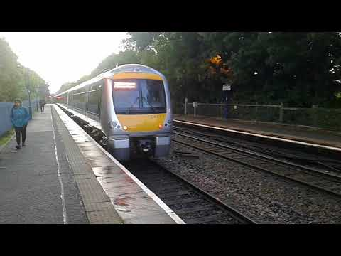 Trains at: Warwick, CML, 11/09/17