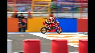 Máu lửa chặng đầu Giải đua xe mô tô toàn quốc 2018 - Honda Racing Cup  XEHAY.VN 