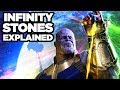 What Are The Infinity Stones? - Locations, History & Powers (Infinity War Theories)